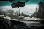 jazda samochodem